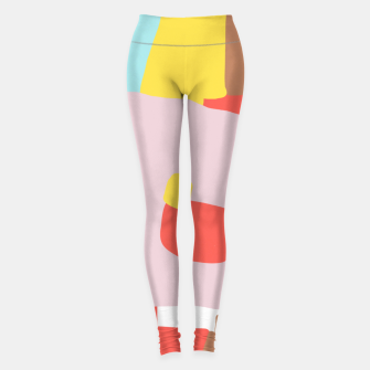 Thumbnail image of Windows of Possibility Leggings, Live Heroes
