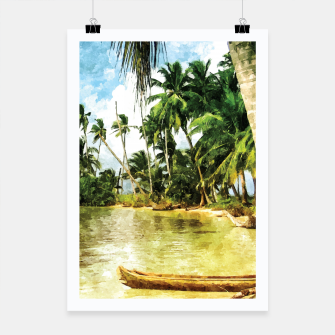 Thumbnail image of Beach for Love Poster, Live Heroes