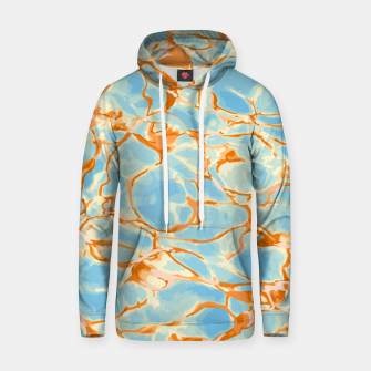 Abstract Water Hoodie obraz miniatury