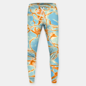 Abstract Water Sweatpants obraz miniatury