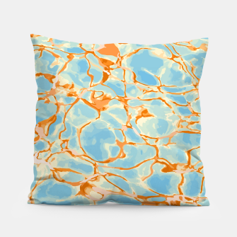 Abstract Water Pillow obraz miniatury