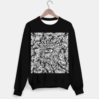 Inked Eye Sweater regular Bild der Miniatur