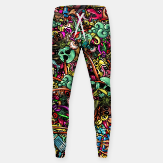 Miniature de image de more Doodles Sweatpants, Live Heroes