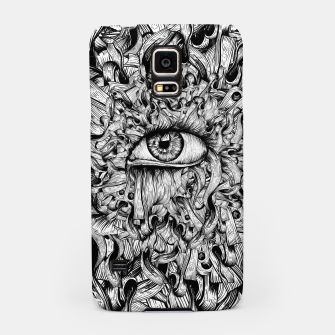 Thumbnail image of Inked Eye Samsung Case, Live Heroes