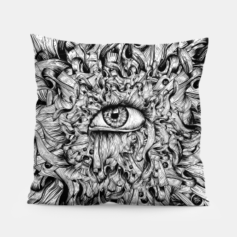 Thumbnail image of Inked Eye Pillow, Live Heroes