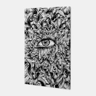 Miniature de image de Inked Eye Canvas, Live Heroes
