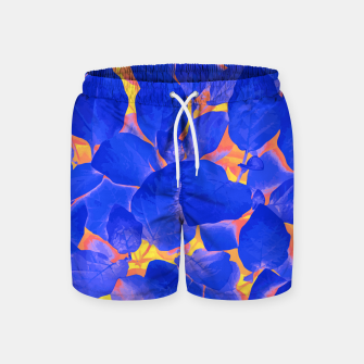 Thumbnail image of Supercontrast Swim Shorts, Live Heroes