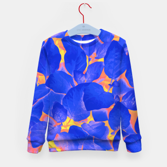 Thumbnail image of Supercontrast Kid's sweater, Live Heroes