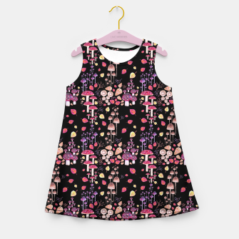 Thumbnail image of Autumn Night Girl's summer dress, Live Heroes