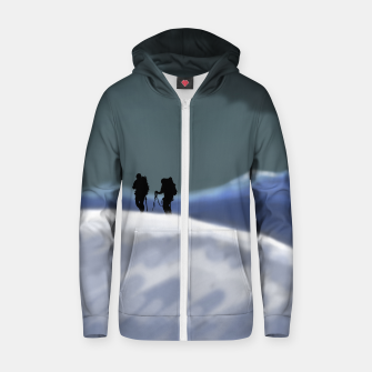 Thumbnail image of snowy mountain hoody, Live Heroes