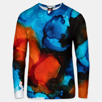 Thumbnail image of Scintillating Deceit Unisex sweater, Live Heroes