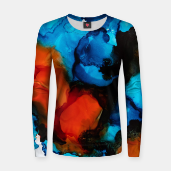 Thumbnail image of Scintillating Deceit Women sweater, Live Heroes