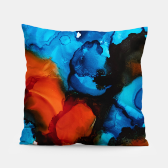 Thumbnail image of Scintillating Deceit Pillow, Live Heroes
