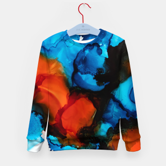 Thumbnail image of Scintillating Deceit Kid's sweater, Live Heroes