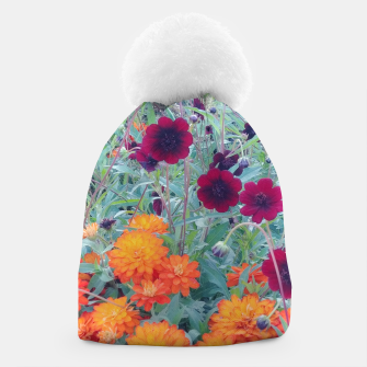 autumn flowers Czapka thumbnail image