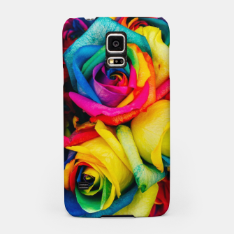Thumbnail image of Roses Colors  Samsung Case, Live Heroes