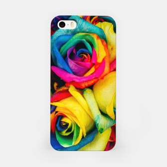 Thumbnail image of Roses Colors  iPhone Case, Live Heroes