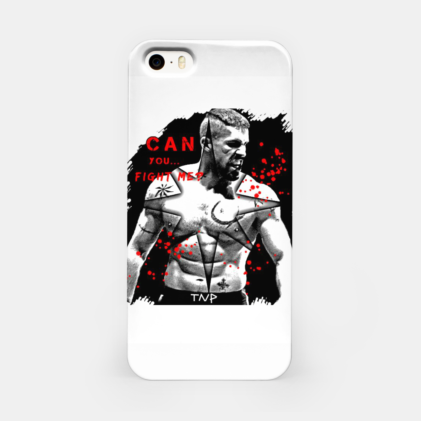 Image of Yuri Boyka Undisputed MMA Martial Arts  iPhone Case - Live Heroes