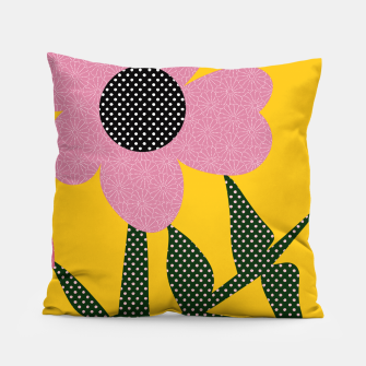 Thumbnail image of Sahara Street Poppie Pillow, Live Heroes