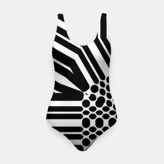 Thumbnail image of Sahara Street BW Swimsuit, Live Heroes