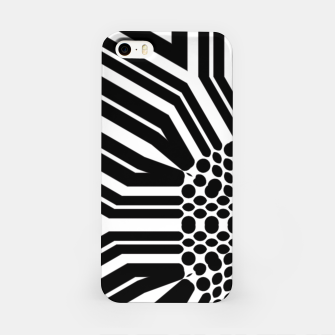 Thumbnail image of Sahara Street BW iPhone Case, Live Heroes
