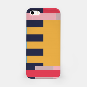 Miniatur Sahara Street Stripes iPhone Case, Live Heroes
