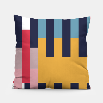 Thumbnail image of Sahara Street Stripes Pillow, Live Heroes