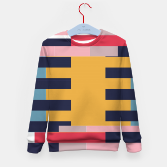 Miniatur Sahara Street Stripes Kid's sweater, Live Heroes
