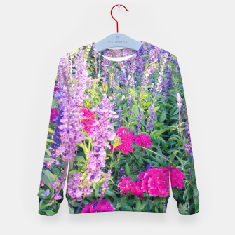 Thumbnail image of sunny flowers Bluza dziecięca, Live Heroes