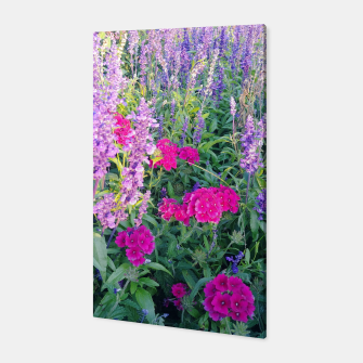 Thumbnail image of sunny flowers Canvas, Live Heroes