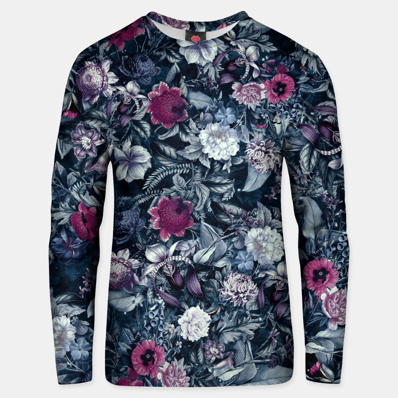 Foto High Garden Unisex sweater - Live Heroes