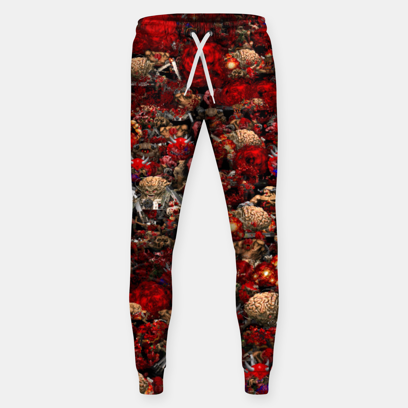 Image of Brutal DooM Sweatpants - Live Heroes