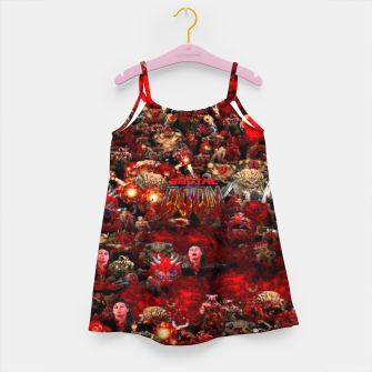 Thumbnail image of Brutal DooM Girl's dress, Live Heroes