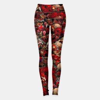 Thumbnail image of Brutal DooM Leggings, Live Heroes