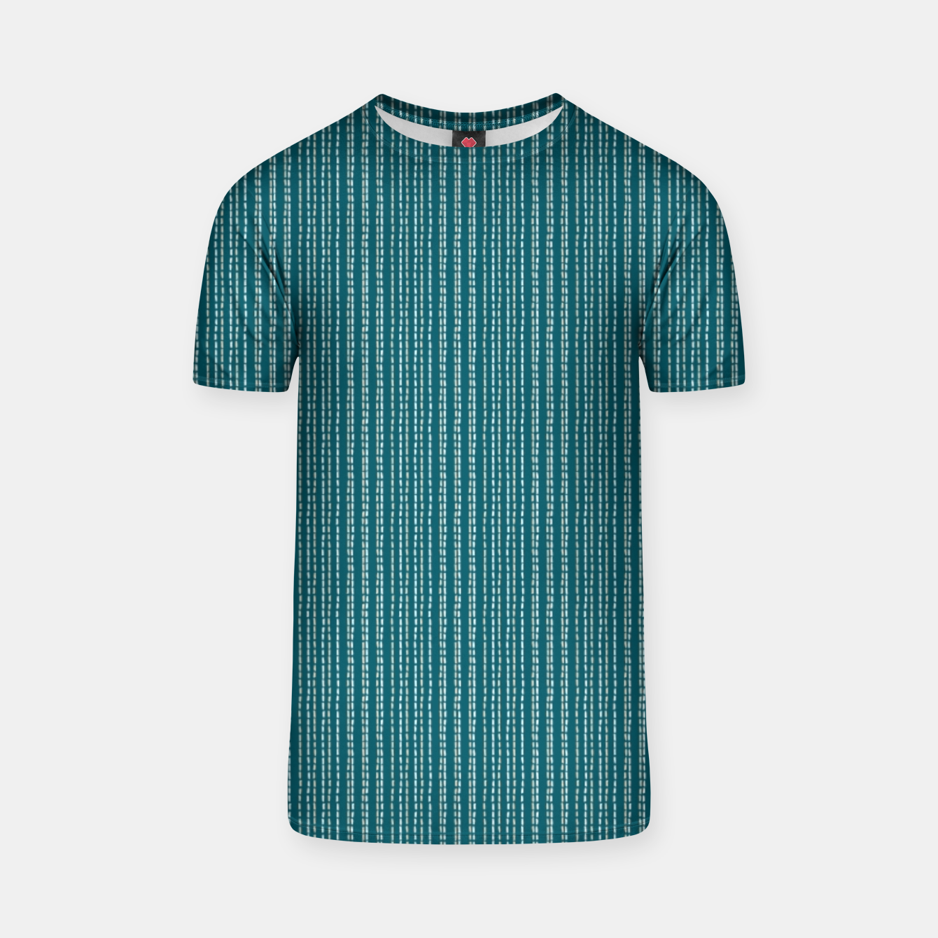 Image of Strokes Pattern T-shirt - Live Heroes