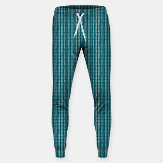 Thumbnail image of Strokes Pattern Sweatpants, Live Heroes