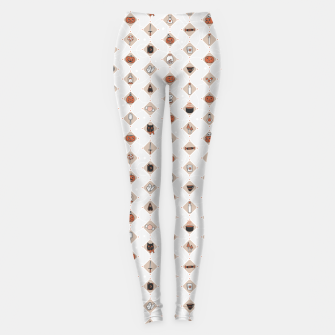 Halloween Party Night Secret Ingredients Leggings thumbnail image