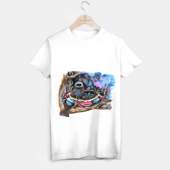 owls T-shirt regular thumbnail image