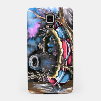 Thumbnail image of owls Samsung Case, Live Heroes