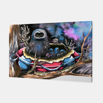 owls Canvas thumbnail image