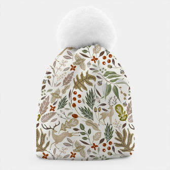 Thumbnail image of Christmas in the wild nature Gorro, Live Heroes