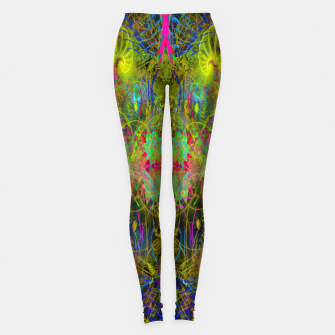 Celebrate Good Times Leggings Bild der Miniatur