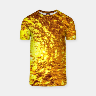 Miniatur Gold Best Design 3D New Pattern Fashion T-shirt, Live Heroes