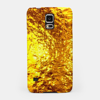 Gold Best Design 3D New Pattern Fashion Samsung Case thumbnail image
