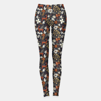 Miniature de image de Christmas night 07 Leggings, Live Heroes