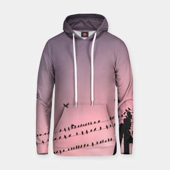 Thumbnail image of Time to fly Hoodie, Live Heroes
