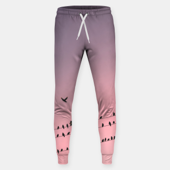 Thumbnail image of Time to fly Sweatpants, Live Heroes