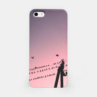 Time to fly iPhone Case Bild der Miniatur