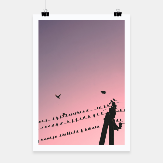 Thumbnail image of Time to fly Poster, Live Heroes