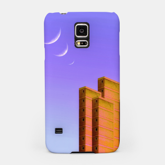 Thumbnail image of Triple Charm Samsung Case, Live Heroes